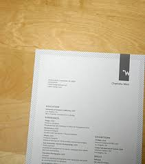 Should I Put My Resume In A Folder What Resume Items Can Kill My Chances At Getting A New Job