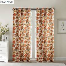 online get cheap curtains orange color aliexpress com alibaba group