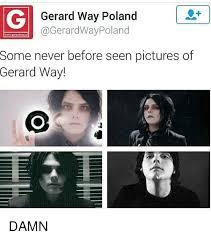 Gerard Way Memes - 25 best memes about pictures of gerard way pictures of