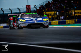 fastest ford 24 hours of le mans ford dominates gt class with 1 2 in q1