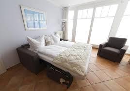 Schlafzimmer Betten H Fner Appartementhaus Meeresblick Deutschland Ostseebad Kühlungsborn