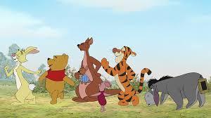quiz winnie pooh character friend