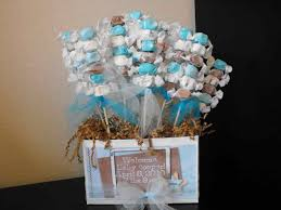 food and drink owl baby baby shower favors for a boy to make