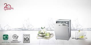 dishwashers for your kitchen stylishly designed u0026 compact lg india