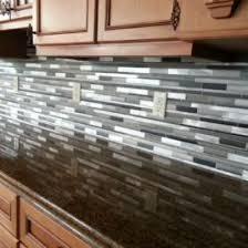 Outstanding Stainless Steel Tile Backsplash Tile Designs Stainless - Stainless steel tile backsplash