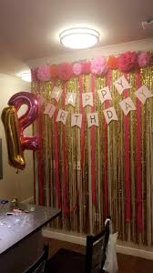 wall decoration ideas for birthday party ash999 info