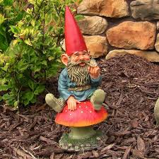 Gnome Garden Decor 102 Best Gnomes Images On Pinterest Gnomes Garden Gnomes And