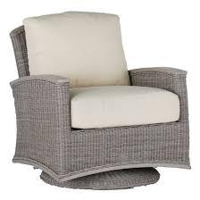 Wicker Glider Patio Furniture - astoria swivel glider summer classics
