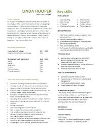 sample of resume with experience u2013 topshoppingnetwork com