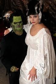 Bride Frankenstein Halloween Costume Ideas Len Wiseman Kate Beckinsale Halloween Frankenstein Kate