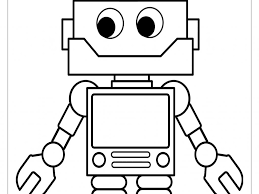 download robot coloring page bestcameronhighlandsapartment com