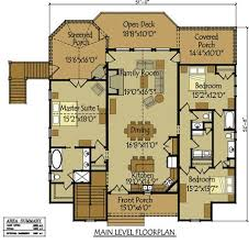 Lake Cottage Floor Plans 8 Best Lake Home Design Appalachia Mountain Plan Images On