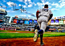 Aaron Judge Joins An Exclusive Club Of Yankees All Stars Pinstripe - fanatics inks exclusive memorabilia deal with yankees star aaron