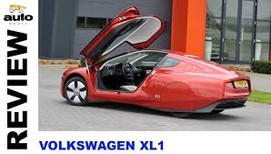 volkswagen xl1 sport volkswagen xl1 review 2015 youtube