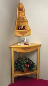 11 833 garden glory corner shelf woodworking plan easy