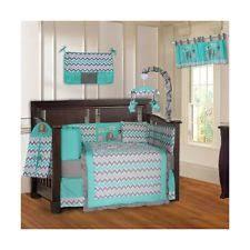 Elephant Crib Bedding Set Babyfad Elephant Chevron Pink 10pc Baby Crib Bedding Set Ebay