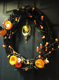 halloween door wreath ideas u2014 eatwell101