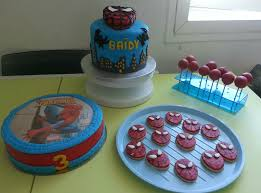 decoration cupcake anniversaire anniversaire spiderman lily u0027s bakery