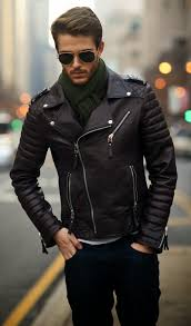 mens black leather motorcycle jacket chitown by adam gallagher leather jackets leather and adam