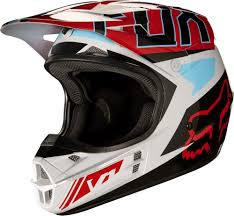 best motocross helmet fox v1 falcon mx hjelme motocross grå rød fox pants billig best