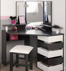 corner table ideas 15 small corner dressing table designs with mirror cool ideas