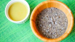green enchilada black bean puree for the bariatric pureed and soft