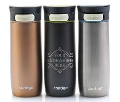 contigo travel mug personalized travel mug contigo midtown 14 oz vacuum