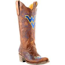 womens cowboy boots gameday virginia mountaineers s cowboy boots brown