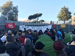 apostoli tende radio onda d urto 盪 roma dopo sei mesi in tenda gli occupanti di