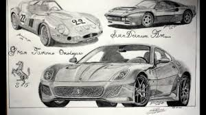cars drawings my best car drawings youtube