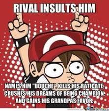 Pokemon Trainer Red Meme - the almighty red joke battles wikia fandom powered by wikia
