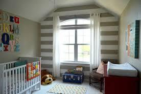 Horizontal Stripe Curtains Tremendous Horizontal Striped Curtains Etsy Decorating Ideas
