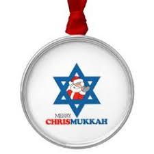 chrismukkah decorations oy to the world hanukkah decorations christmas ornament