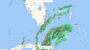 Sebring Florida Map by Hurricane Irma Youtube