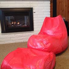 bean bag chair with ottoman find more boscoman bean bag chair with ottoman guc for sale at up