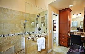 Doorless Shower For Small Bathroom Doorless Shower Ideas Small Bathroom Designs With Shower Stall For