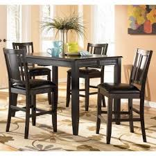 carlyle counter height dining room set signature design by ashley