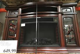 electric fireplaces costco part 47 electric fireplace center