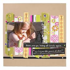 10 ways to scrapbook with ribbon