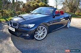 bmw 320d convertible for sale 2008 bmw 320d m sport for sale in united kingdom