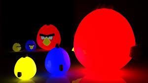 artstation angry birds 3d pablo vega