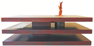 cantilever coffee table perry luxe