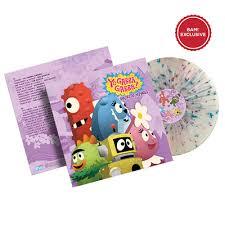 bam exclusive yo gabba gabba vinyl fantastic voyages
