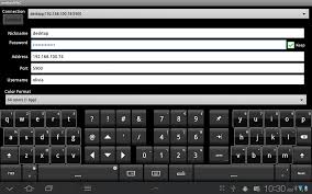 vnc android best remote tools for android tablets techrepublic