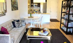 Decorating A New Apartment Decorating Studio Apartments Home - New york apartments interior design