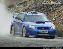 subaru sti rally car subaru impreza n10 prodrive rally car rally cars for sale at