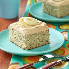 potluck banana cake recipe taste of home