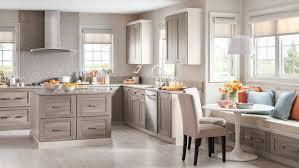 Video Martha Stewart Introduces Textured PureStyle Kitchen - Martha stewart kitchen cabinet