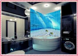 bathroom wall mural ideas bathroom wall decoration ideas 2016 3d floor and wall tile murals