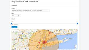 Map Radius Tool Joomla Directory U0026 Ads Management